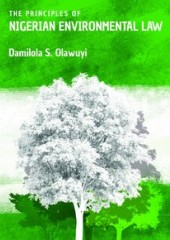 The Principles of Nigerian Environmental Law